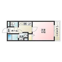 天下茶屋駅 5.2万円