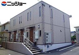 [タウンハウス] 愛知県名古屋市緑区姥子山4丁目 の賃貸【/】の外観