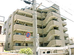 兵庫県神戸市東灘区御影2丁目の賃貸マンションの外観