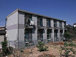 愛知県豊明市阿野町滑の賃貸アパートの外観