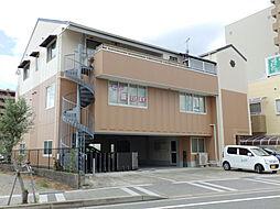 KAGA HOUSE[203号室]の外観