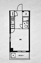 エクセレント21[301号室]の間取り