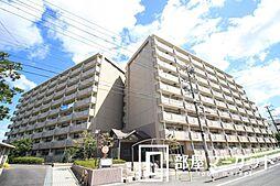 愛知県豊田市京ケ峰1丁目の賃貸マンションの外観