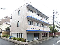 ベルメゾン三田[2階]の外観