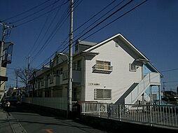 ハイツさ〜ふ&スノーA[2階]の外観