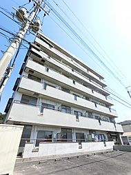 千葉県東金市東金の賃貸マンションの外観