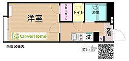 神奈川県相模原市緑区相原6丁目の賃貸アパートの間取り