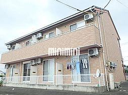 MIKIハイツII−D[1階]の外観