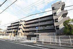 LUXE武庫之荘[4階]の外観