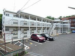 レオパレスWINDS[101号室]の外観