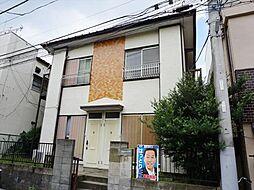 [テラスハウス] 千葉県八千代市勝田台1丁目 の賃貸【/】の外観