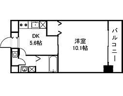 KAISHO[2階]の間取り