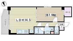 PLAILE MACHIYA[201号室]の間取り