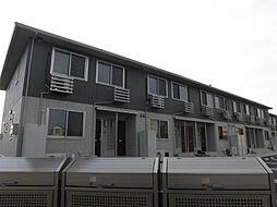 (新築)セジュール・アイII B棟[205号室]の外観