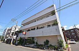 福岡県北九州市小倉北区竪林町の賃貸マンションの外観