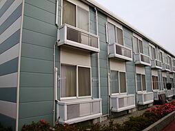 兵庫県加古川市野口町古大内の賃貸アパートの外観