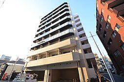 東京都墨田区緑4丁目の賃貸マンションの外観