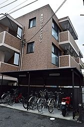 ハセガワマンションセブン[1階]の外観