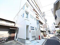 愛知県名古屋市中村区中島町4丁目の賃貸アパートの外観