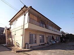 宮崎アパート[1階]の外観