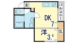 西代駅 6.3万円