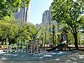 新宿中央公園ま...
