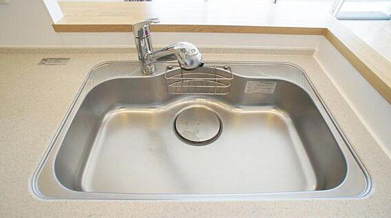 浄水器一体型水...