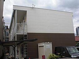 レオパレスクレールエム[2階]の外観