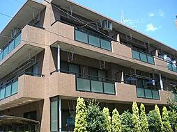 神奈川県川崎市多摩区宿河原4丁目の賃貸マンションの外観
