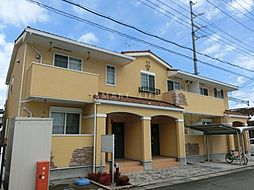 JR湖西線 安曇川駅 徒歩4分の賃貸アパート