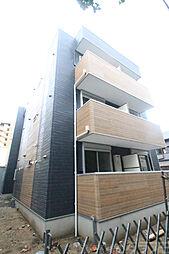 Osaka Metro四つ橋線 花園町駅 徒歩4分の賃貸アパート