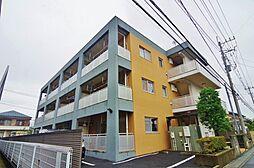 ベルフォーレ東越谷[2階]の外観