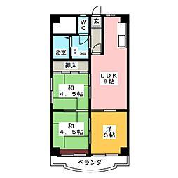 Youme(遊夢)II[5階]の間取り