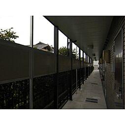 レオパレスヒビキ[1階]の外観