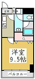 URBAN SELECT 川口並木[8階]の間取り