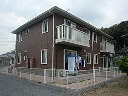 長崎県諫早市平山町の賃貸アパートの外観