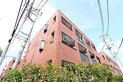 埼玉県草加市栄町3の賃貸マンションの外観