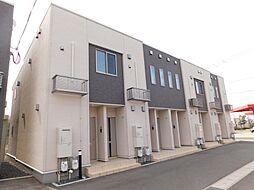 福岡県北九州市門司区松原1丁目の賃貸アパートの外観