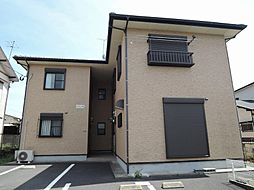 福岡県中間市中間2丁目の賃貸アパートの外観