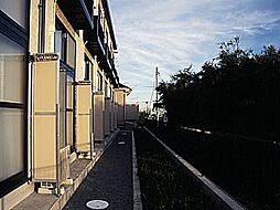 レオパレスソレイユ[203号室]の外観