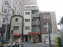 兵庫県神戸市中央区相生町2丁目の賃貸マンションの外観