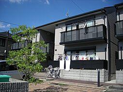 リバーロイヤル[1階]の外観