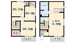 妻鹿駅 9.9万円