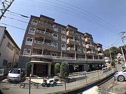福岡県福岡市博多区大字金の隈1丁目の賃貸マンションの外観