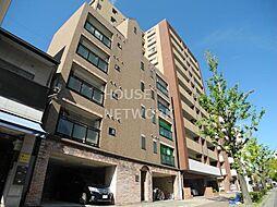 京都府京都市上京区芝之町の賃貸マンションの外観