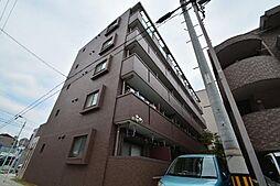 アップルコート本郷[5階]の外観