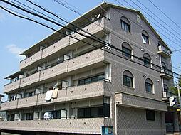 愛知県名古屋市名東区梅森坂西2の賃貸マンションの外観