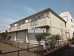 ルミエール B棟[1階]の外観