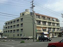 北勢マンション[4階]の外観