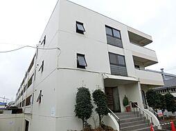 東財パステルメゾン昭島Ⅱ[2階]の外観